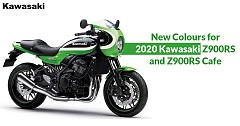 Kawasaki Discloses 2020 Z900RS and Z900RS Cafe, Gets New Colour Schemes
