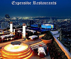 Most Expensive Restaurants in India