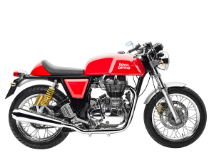 Royal Enfield Continental GT 750 Red