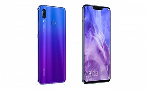 Huawei Nova 3 Front And Back