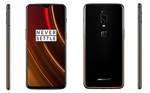 OnePlus 6T Mclaren Edition Front, Side and Back