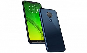 Moto G7 Power Front, Side and Back