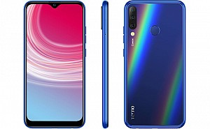 Tecno Camon i4 3GB Front, Side and Back