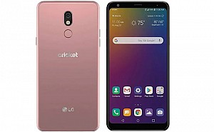 LG Stylo 5 Front, Side and Back