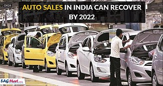 Auto Sales in India Can Recover by 2022