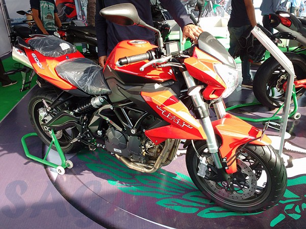 DSK Benelli TNT 600i