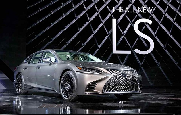 NAIAS 2017: The Fifth Generation Lexus LS is Here