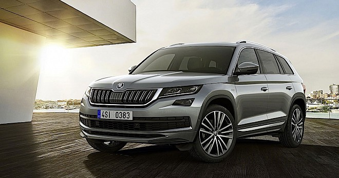 Skoda Showcase At Geneva Motor Show