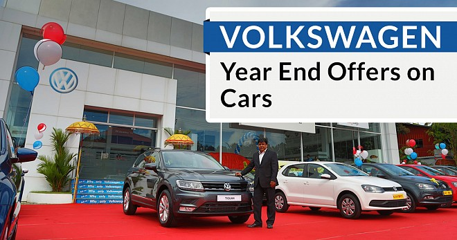 Volkswagen Year End Offers on Cars