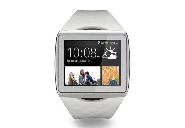 HTC Smartwatch With Android Wear To Appear In February