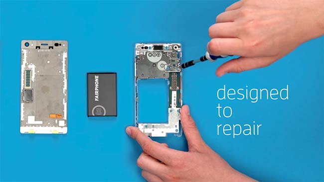 Fairphone 2 Shipments in December, the First Modular Smartphone is Coming